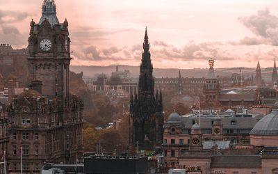 University of Edinburgh & THRIFT